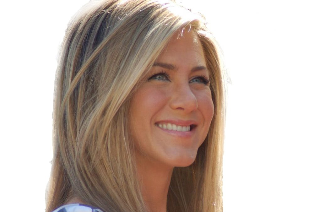 Coupe de cheveux Jennifer Aniston